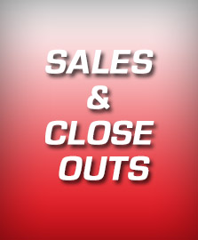 Sales and Close Outs